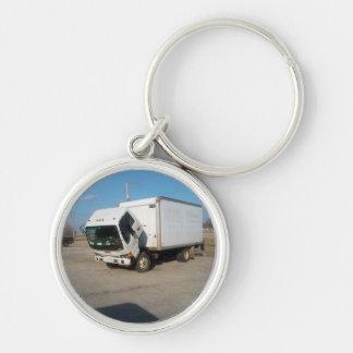 Custom Sad Truck Keychain
