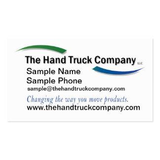 Custom SAMPLE Business Card