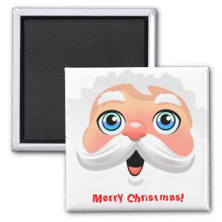 Custom Santa Claus Refrigerator Magnets