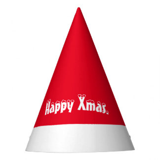 Custom Santa's Party Hat