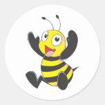 Custom Shirts : Baby Bee Shirts Stickers