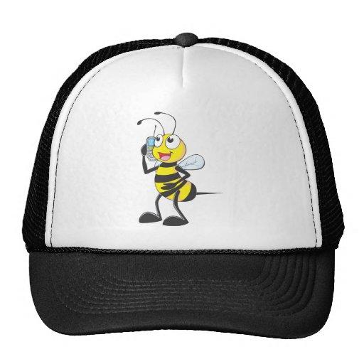 Custom Shirts : Bee Talking Calling Shirts Trucker Hats