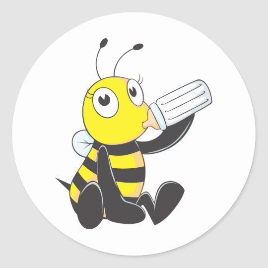 Custom Shirts : Happy Baby Bee Shirts Classic