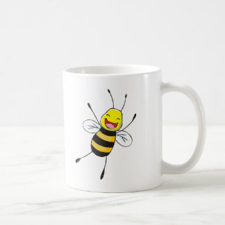 Custom Shirts : Happy Bee Shirts Coffee Mug