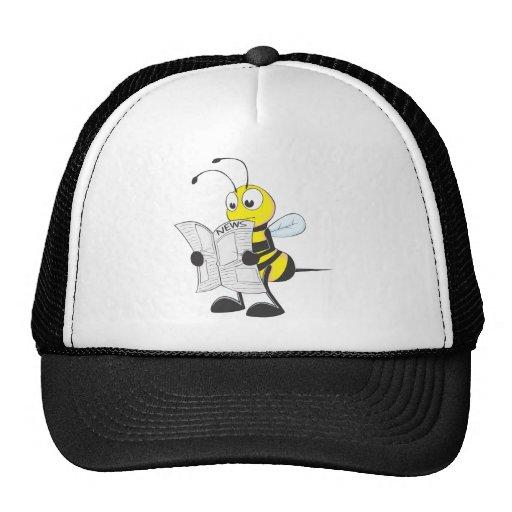 Custom Shirts : Reading Bee Shirts Mesh Hat