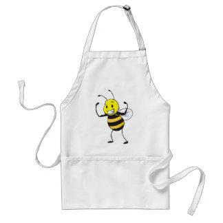 Custom Shirts Strong Muscular Bee Shirts Aprons