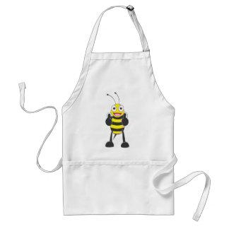 Custom Shirts : Thumbs up Bee Shirts Adult Apron
