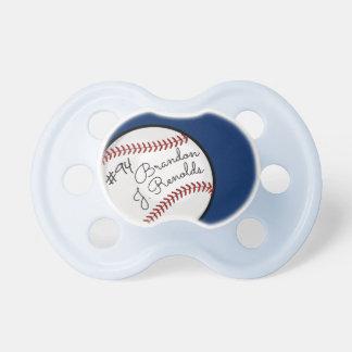 Custom Signature Baseball Pro Blue Dummy