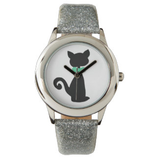 Custom Silver Watch