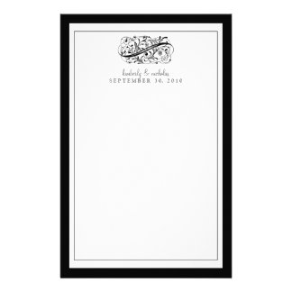 :custom: Simply Elegant Wedding Stationery