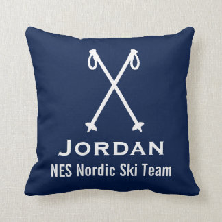 Custom Skiing Nordic Alpine Ski Pole Ski Team Cushion