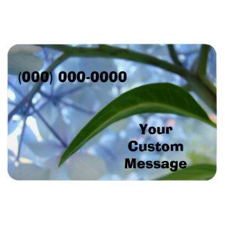 Custom Slogan Business Flexible Fridge Magnets
