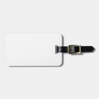 Custom Small Luggage Tag