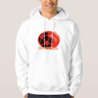Custom Soccer Coach Sweatshirt