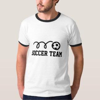 Custom soccer jerseys for men's team tee shirt