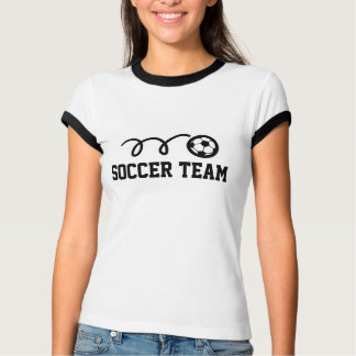 Custom soccer jerseys with name and number T-Shirt