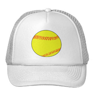 Custom Softball Trucker Hat