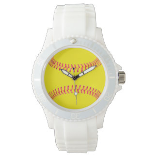 Custom Softball Watch