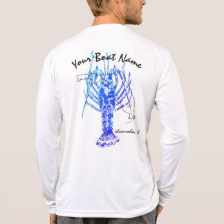 Custom Spiny Florida Lobster Shirt