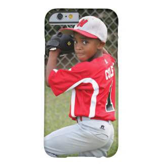 Custom Sports Photo iPhone 6 Case Barely There iPhone 6 Case