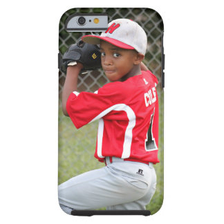 Custom Sports Photo iPhone 6 Shell Case Tough iPhone 6 Case