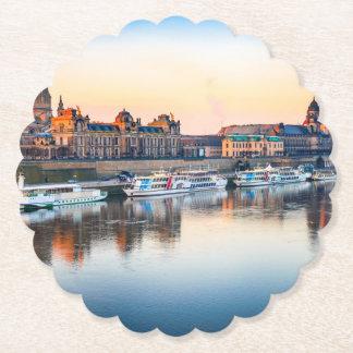 Custom Square Coasters Dresden