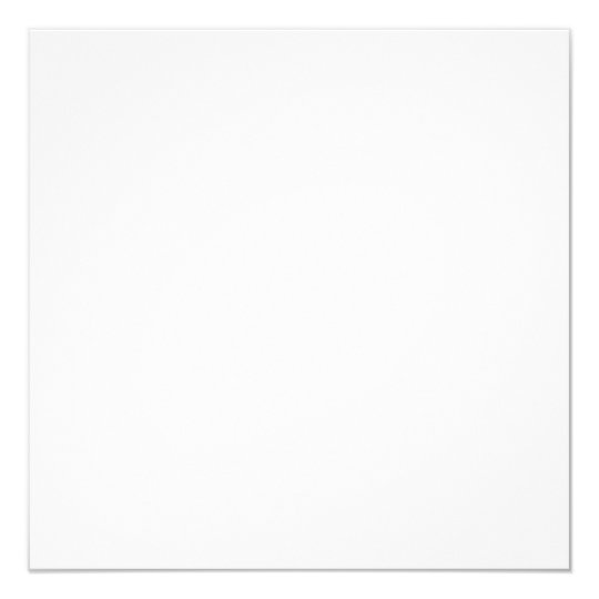 Semi-Gloss 13.3 cm x 13.3 cm, Standard white envelopes included