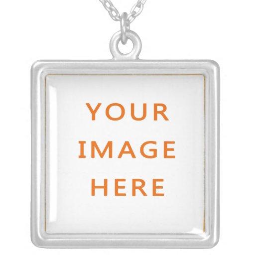 Custom Square necklace