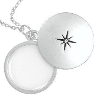 Custom Sterling Silver Locket