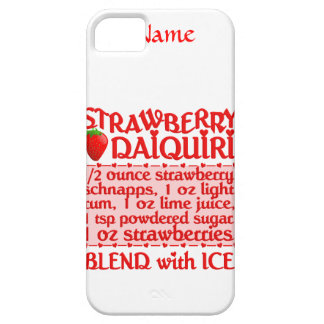 Custom Strawberry Daiquiri iPhone 5 Case-Mate