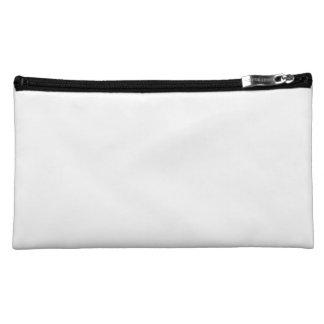 Custom Suede Cosmetic Bag