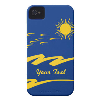 "Custom ""Sunny Day"" iPhone 4 Case-Mate"