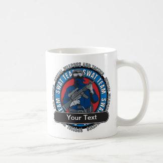 Custom SWAT Team Coffee Mug