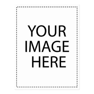 Custom T-Shirts And more Image Template Post Card