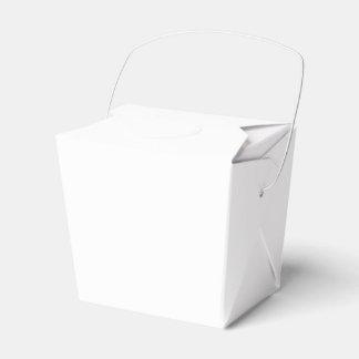 Custom Take-Out Favor Box Favour Boxes