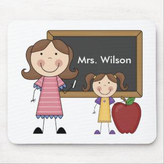 Custom Teacher Gift Mousepad