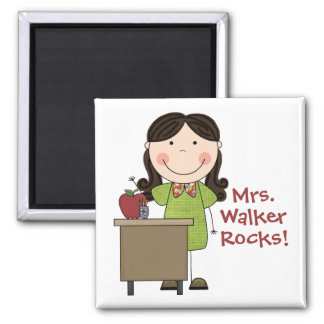Custom Teacher Magnet