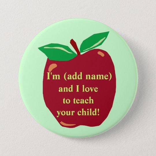 Custom Teachers Pin