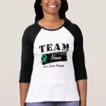 Custom Team Name - Liver Cancer Tees