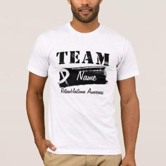 Custom Team Name - Retinoblastoma T-Shirt