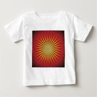 Custom Template: Gradient Radial Lines T-shirts