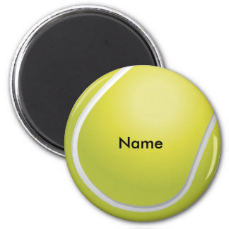 Custom Tennis Ball Magnet
