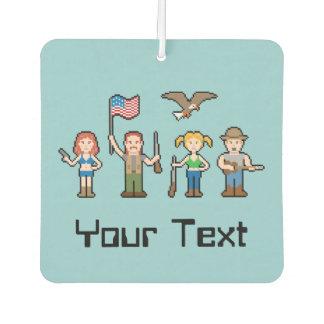 Custom Text Murica