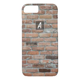 Custom Textured Brick iPhone 7 Case