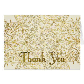 Custom Thank You 3 Shelley Note Card
