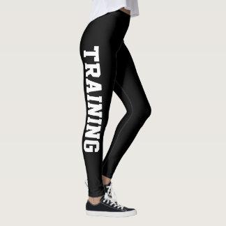 Custom training leggings for sport fitness gym etc