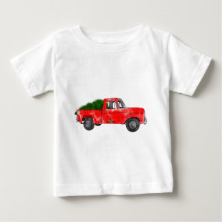 Custom Tree Farm Baby T-Shirt