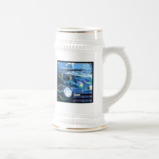 Custom Truck Mug