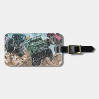 Custom Trucks Luggage Tag
