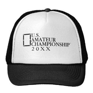 Custom U.S. Amateur Logo - Add Your Own Year Trucker Hat